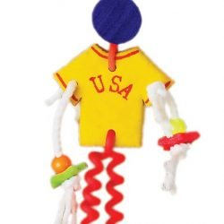 60062132 250x250 - Prevue Pet Products Cosmic Crunch USA Man Bird Toy