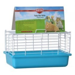 kaytee take me with travel center for small pets 250x250 - Take Me With Travel Center for Birds and Small Animals