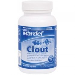mardel clout parasite medication 250x250 - Mardel Clout Parasite Medication