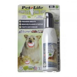 petzlife complete oral care gel peppermint flavor 250x250 - Petzlife Complete Oral Care Gel - Peppermint Flavor