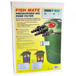 fish mate bio pond filter with powerclenz 250x250 - Fish Mate Bio Pond Filter With Powerclenz