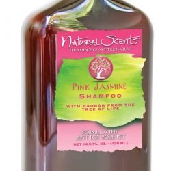 Natural Scents Pink Jasmine Pet Shampoo