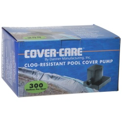 danner cover care clog resistant pool cover pump 250x250 - Danner Cover-Care Clog -Resistant Pool Cover Pump (300 GPH with 25' Cord)