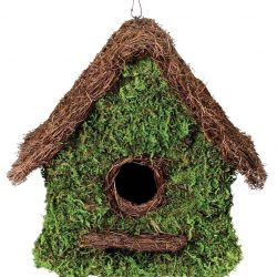 galapagos maison woven birdhouse fresh green 11 x 12in 250x250 - Galapagos Maison Woven Birdhouse (Fresh Green 11 x 12in)