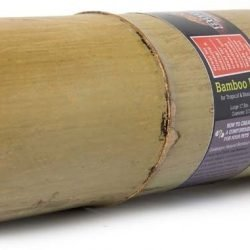 Galapagos Natural Bamboo Tube Hide (18in x 4in)