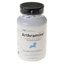 International Vet Arthramine - Aids Healthy Joints & Bones (120 Count - Small & Medium Dogs)