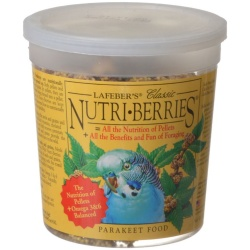 lafeber classic nutri berries parakeet food 250x250 - Lafeber Classic Nutri-Berries Parakeet Food (12.5oz)