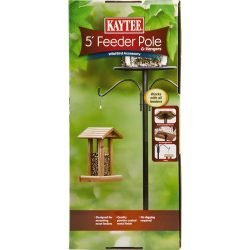 Kaytee Feeder Pole & Hangers (5ft)