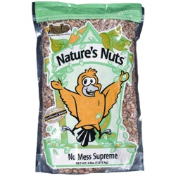 Chuckanut Natures Nuts No Mess Supreme (4lb)