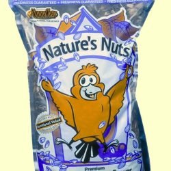 Chuckanut Natures Nuts Premium Black Striped Sunflower (3lb)