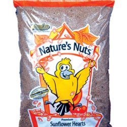 Chuckanut Natures Nuts Premium Sunflower Hearts (20lb)