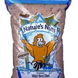 Chuckanut Natures Nuts Premium Wild Bird Diet No Milo (10lb)