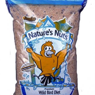 Chuckanut Natures Nuts Premium Wild Bird Diet No Milo (5lb)