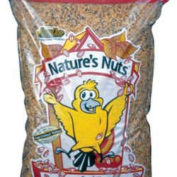 Chuckanut Natures Nuts Premium Wild Finch Blend (10lb)