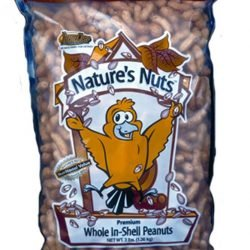 Chuckanut Natures Nuts Whole In Shell Peanuts (25lb)