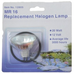 Danner MR 16 Replacement Halogen Lamp