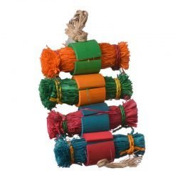 Hari Rustic Treasures Bundle Stack Bird Toy (1 Pack)