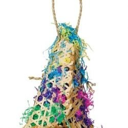 Prevue Pet Products Calypso Creations Fiesta Handbag Bird Toy