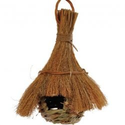 Prevue Pet Products Finch Tiki Hut