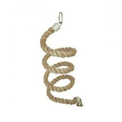 Small Sisal Rope Boing with Bell