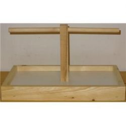 Wood Play Stand
