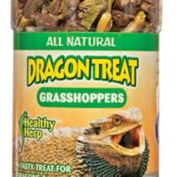 healthy herp dragon treat grasshoppers 056oz 250x250 - Healthy Herp Dragon Treat Grasshoppers 0.56oz