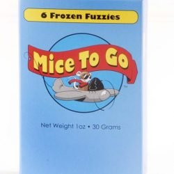 mice to go frozen fuzzies 6pk 250x250 - Mice To Go Frozen Fuzzies 6pk