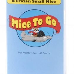 mice to go frozen small mice 6pk 250x250 - Mice To Go Frozen Small Mice 6pk