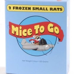 mice to go frozen small rats 2pk 250x250 - Mice To Go Frozen Small Rats 2pk