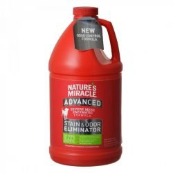 Nature's Miracle Advanced Stain & Odor Remover (64 oz Refill Bottle)