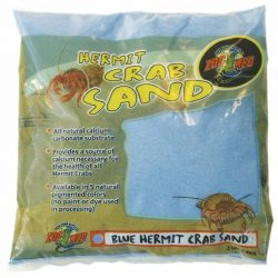 Zoo Med Hermit Crab Sand Blue 2lb