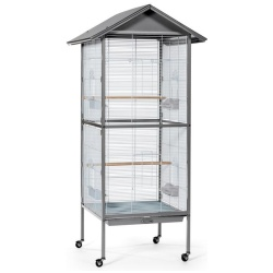 """productaddl 885 2189 0 resized 12305 zoom1 250x250 - Double Macaw Cage in Stainless Steel (80""""x40"""")"""