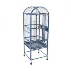 dome top parrot cage by ae cages wrought iron 25 mm 1 250x250 - Dome Top Parrot Cage by A&E Cages - Wrought Iron ::2.5 mm