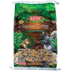 kaytee squirrel and critter 20lb 250x250 - Kaytee Squirrel And Critter (20lb)