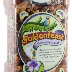 colossal parrot food 57oz 250x250 - Colossal Parrot Food (57oz)