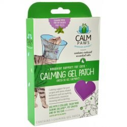 calm paws calming gel patch for cat collars 250x250 - Calm Paws Calming Gel Patch for Cat Collars (1 Count)