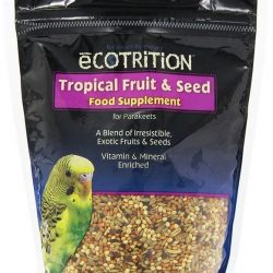 Ecotrition Tropical Fruit & Seeds for Parakeets