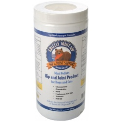 grizzly joint aid mini pellet hip joint product for dogs 10 oz 250x250 - Grizzly Joint Aid Mini Pellet Hip & Joint Product for Dogs (10 oz)