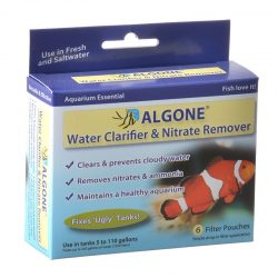 20498 250x250 - ALGONE Water Clarifier and Nitrate Remover Small to 125gal