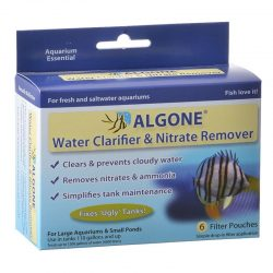 20501 250x250 - ALGONE Water Clarifier and Nitrate Remover Large Over 125gal