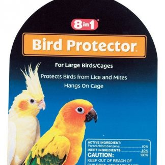 Ecotrition Pet Products Bird Cage Protector (Large Cages - .75 oz)
