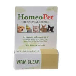 28310 250x250 - HomeoPet Wrm Clear for Dogs & Cats (Worm Clear - 15 ml)