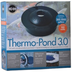 K&H Pet Products Floating Pond De-Icer (100 Watts)