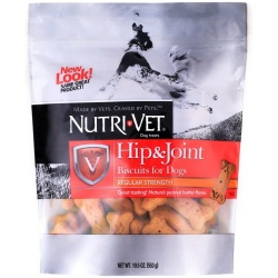 34667 250x250 - Nutri-Vet Hip & Joint Biscuits for Dogs - Regular Strength (19.5 oz)