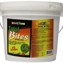 34796 250x250 - Nature Zone Total Bites for Feeder Insects (1 Gallon [Solid])