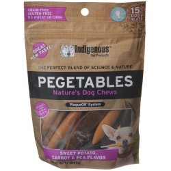 36131 250x250 - Indigenous Pegetables Nature's Dog Chew (Small - 8.4 oz)