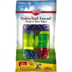 Kaytee Critter Trail Fun-nels Value Pack (5 Pack - [Assorted Tubes])