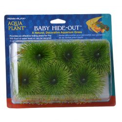Penn Plax Aqua Plant Baby Hide-Out (Baby Fish Hide Out)