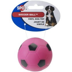 "Spot Spotbites Vinly Soccer Ball (3"" Diameter [1 Pack])"