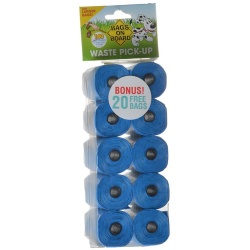 43031 250x250 - Bags on Board Waste Pick Up Refill Bags - Blue (140 Bags)